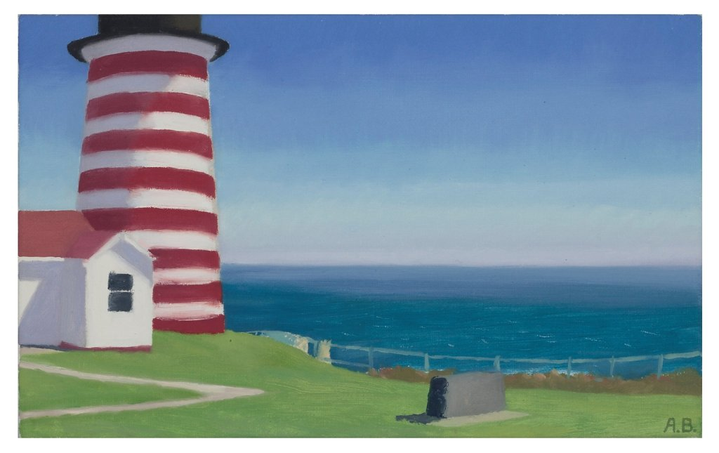 West Quoddy Head Lighthouse, Lubec, ME