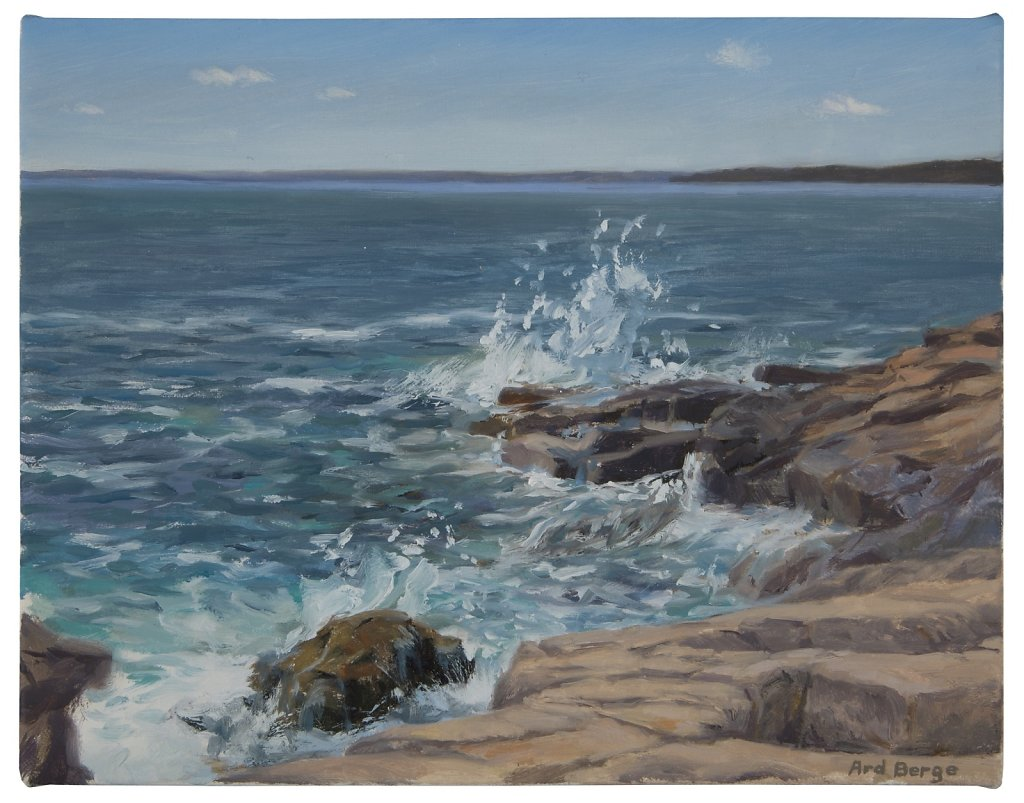Schoodic Waves